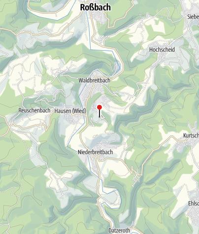 Map / Klostergarten der Waldbreitbacher Franziskanerinnen