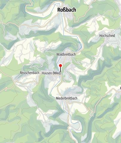 Map / Kreuzkapelle
