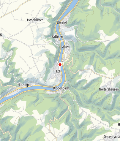 Map / Hotel- Restaurant  Lellmann