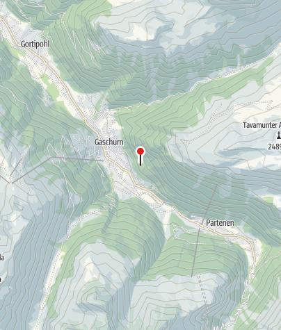 Karte / Lesesteinmauern und Heubargen