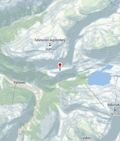 Karte / Wiegensee