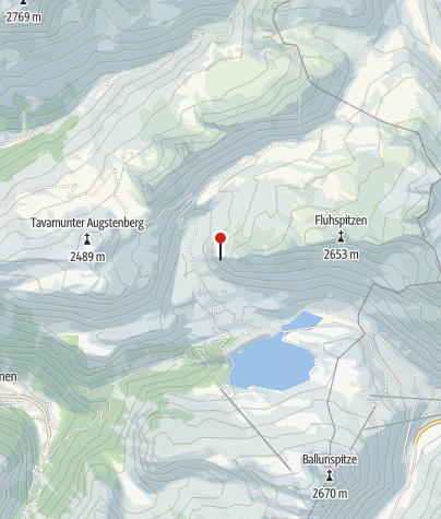 Karte / Innerganifer