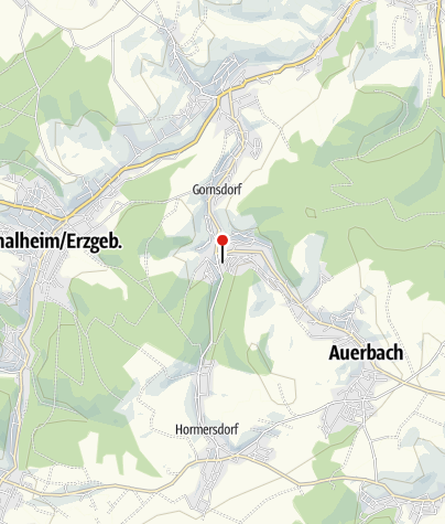 Karte / Parkplatz - Am Volkshaus