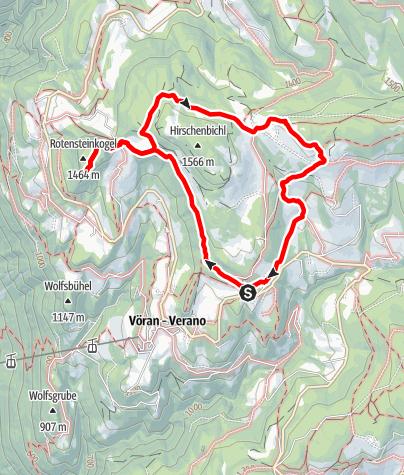 Map / Car Park Grüner Baum - Knottnkino