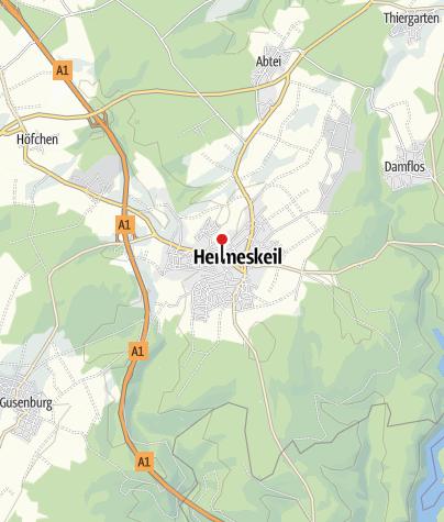 Map / Charing Station RWE