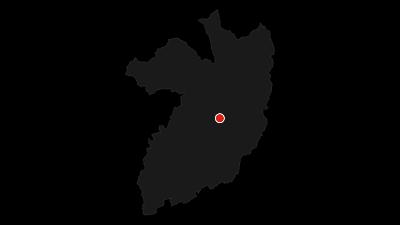 Cartina / Anello da Coredo passando per il Santuario di San Romedio e Sanzeno