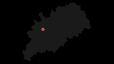 Karte / E-Bike-Region Stuttgart: Hauptroute im Landkreis Böblingen