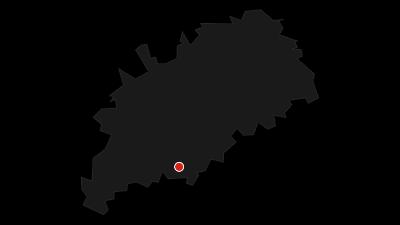 Karte / E-Bike-Region Stuttgart: Hauptroute im Landkreis Esslingen