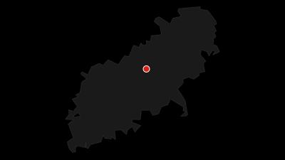 Karte / E-Bike-Region Stuttgart: Hauptroute im  Landkreis Göppingen