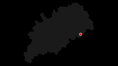 Karte / E-Bike-Region Stuttgart: Hauptroute im Rems-Murr-Kreis