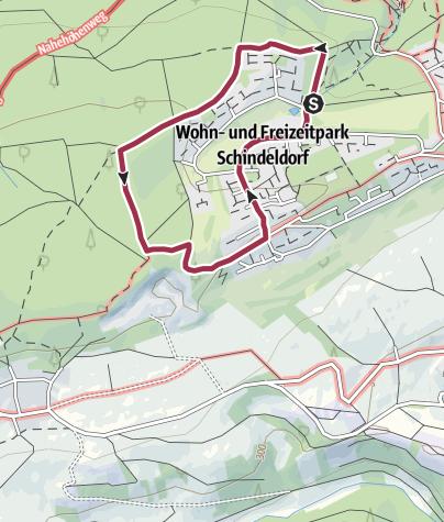 Map / Kleine Runde