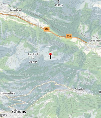 Karte / Obere Wies