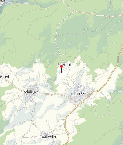 Map / Landal Hochwald