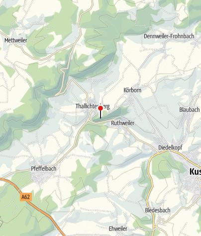 Map / Jugendherberge Thallichtenberg