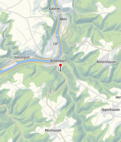 Karte / Historische Mühle Vogelsang