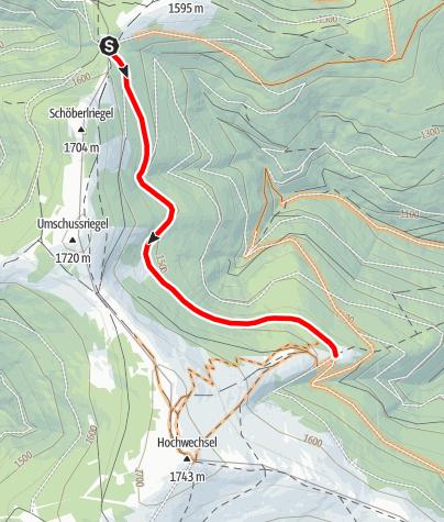 Térkép / Marienseer Schwaig Route by Wexl Trails #13