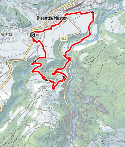 Karte / Mompé Medel Nr. 922