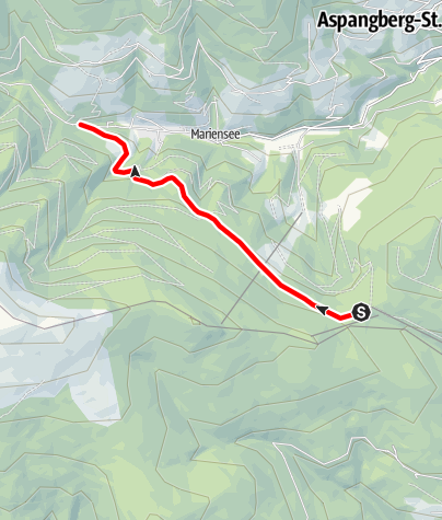 Mapa / Neustifter Route by Wexl Trails #16