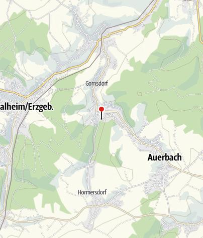 Karte / Volkshaus Gornsdorf