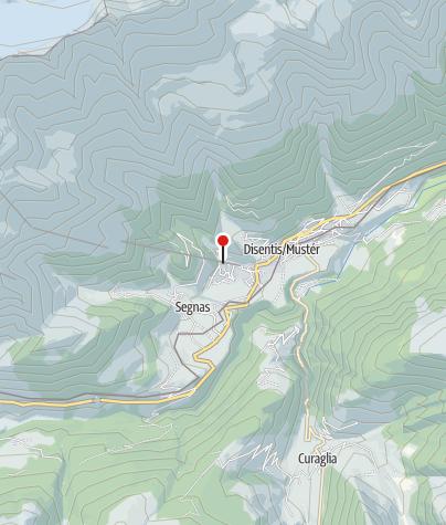 Karte / Luftseilbahn Caischavedra
