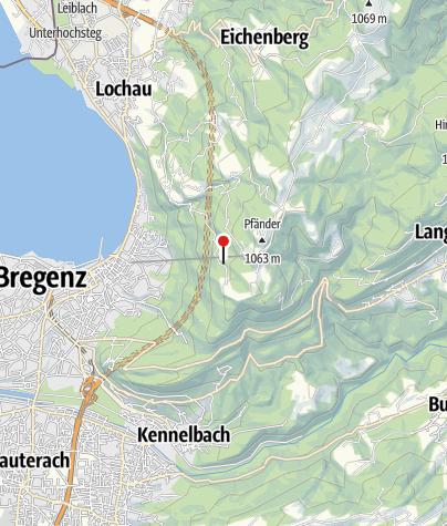 Karte / Gasthaus Seibl