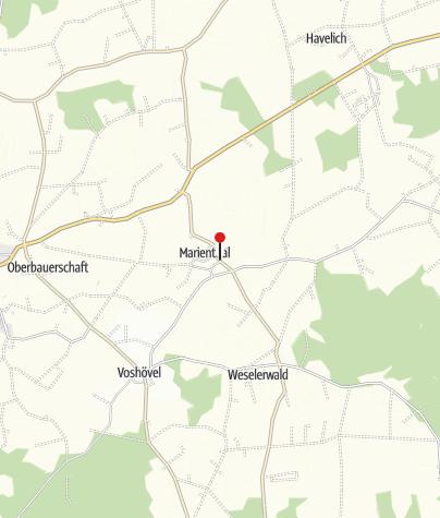 Karte / Marienthaler Gasthof