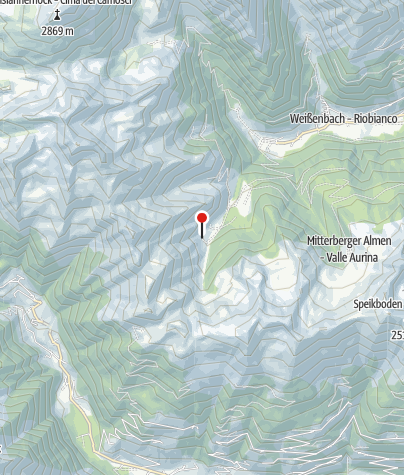 Kaart / Pircheralm (1.810 m)