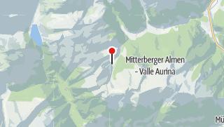 Mapa / Pircheralm (1.810 m)