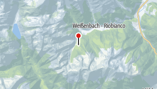 Map / Innerhofer Alm (1.743 m)