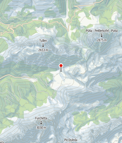 Mapa / Kaserill-Alm (1.920 m)