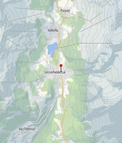 Map / Coiffeur & Kosmetik Huwyler