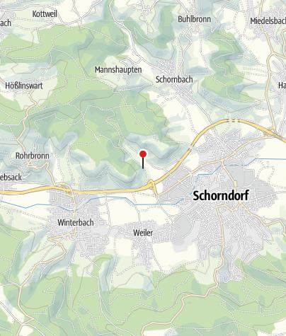 Karte / Ostlandkreuz