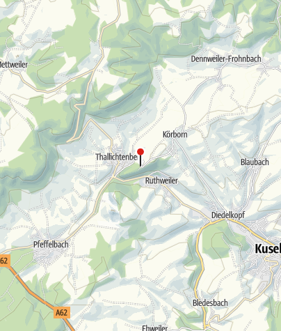 Kaart / Wohnmobilstellplatz Burg Lichtenberg