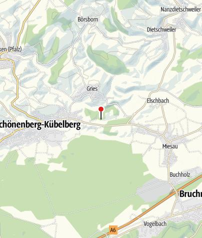 Map / Landgut Jungfleisch