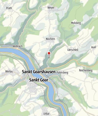 Map / Mühle Braun (bei Lierschied)