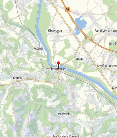 Karte / Bahnhof Ehrenhausen