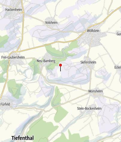 Map / Winzeralm - Hiwweltour Heideblick