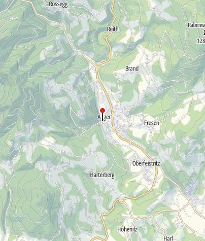 Karte / Fleischerei  Pechmann