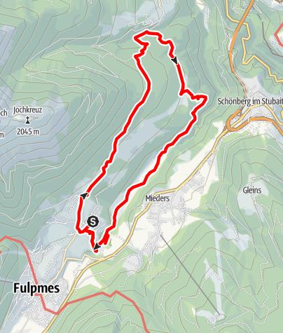 Carte / La truite de la vallée de Stubai - Du parfum de rose à l'élevage de truites