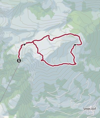Map / 674 Vilan Rundtour