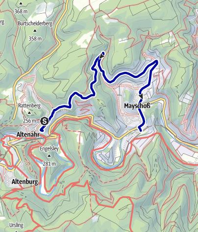 Karte / Reha an der Ahr