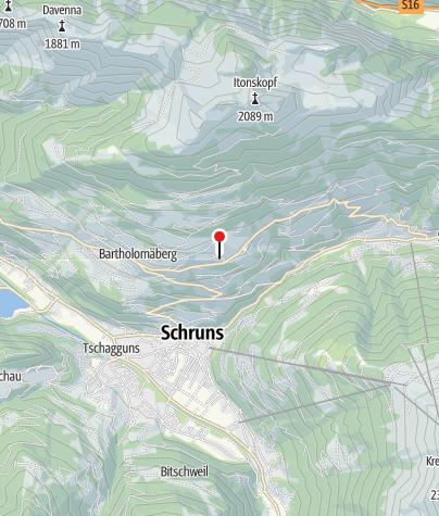 Karte / Sonnenbalkon