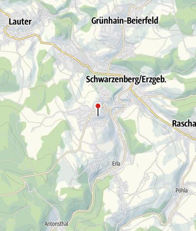 Karte / Becherberg