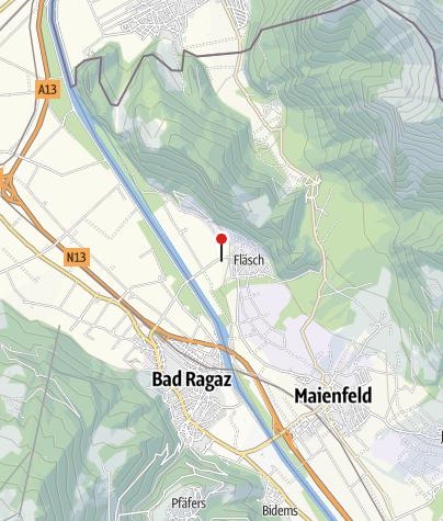 Karte / Feuerstelle Gelbbovel