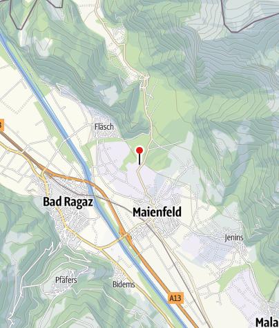 Karte / Feuerstelle Heidibrunnen