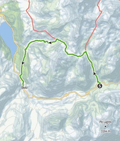 Map / Explorer tour