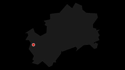 Karte / Rhein-Venn-Weg: Eifel von Aremberg nach Monschau