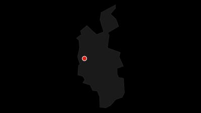 Map / Piz Curvér 2972 m ü.M.