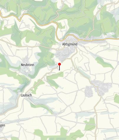 Karte / Ferientagheim Leinroden