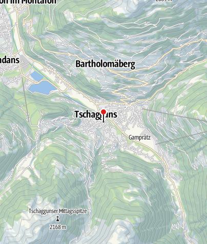 Karte / Ferienhaus Amann